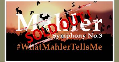 Reserve list for Saturday's sold out Mahler concert